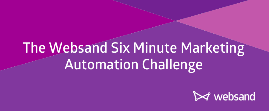 six minute marketing automation challenge